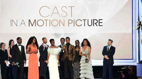 Watch: 'Black Panther' Earns Major Win At Screen Actors Guild Awards