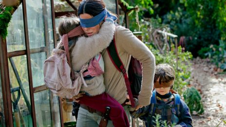 Netflix Issues Statement Urging Against #BirdBoxChallenge