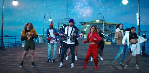 Check Out This Amazing Shaku Shaku Moves In Chris Brown's New Music Video Titled