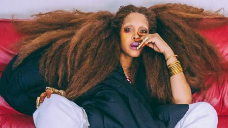 Erykah Badu Tests Positive For Covid-19 In One Nostril, Negative In The Other