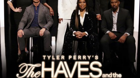 Ratings:  Tyler Perry's 'Haves & Have Nots' Season 6 Premiere Wins Tuesday Night
