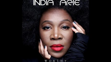 India Arie Reveals Cover Art & Tracklist of New Album 'Worthy'