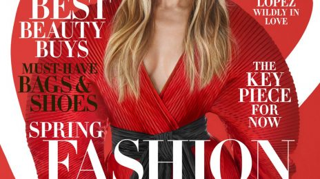 Jennifer Lopez Slays Harper's Bazaar's February Issue
