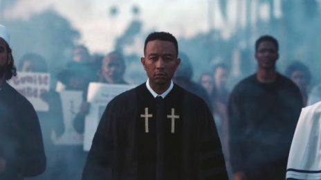 John Legend Unleashes Cinematic Trailer For 'Preach' Video