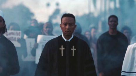 New Video:  John Legend - 'Preach'