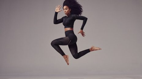 Kelly Rowland Unveiled As New Face Of Fabletics / Launches Own Range