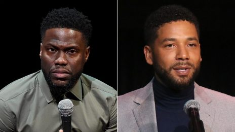 Kevin Hart Claps Back at Critics Who Slammed Him For Supporting Jussie Smollett