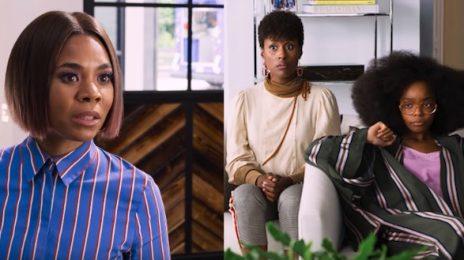 Movie Trailer: 'Little' [Starring Regina Hall, Issa Rae, & Marsai Martin]
