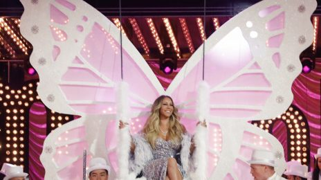 First Look:  Mariah Carey Takes Over 'Lip Sync Battle'
