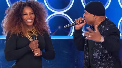 First Look: Serena Williams Dances to Beyoncé During Surprise 'Lip Sync Battle' Performance
