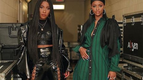 Watch:  Sevyn Streeter & Justine Skye Cover Brandy & Monica's 'The Boy is Mine'