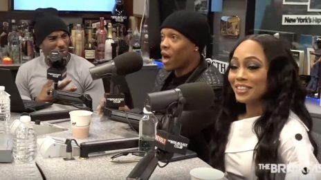 Shamari & Ronnie DeVoe Visit 'The Breakfast Club' / Talk 'Real Housewives,' Open Relationship, Joint Album, & More