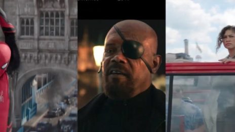 Movie Trailer: 'Spider-Man: Far From Home' [Co-Starring Samuel L. Jackson & Zendaya]
