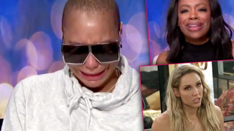 Yikes! Lolo Jones Reportedly Booted From 'Celebrity Big Brother' For Slapping Tamar Braxton