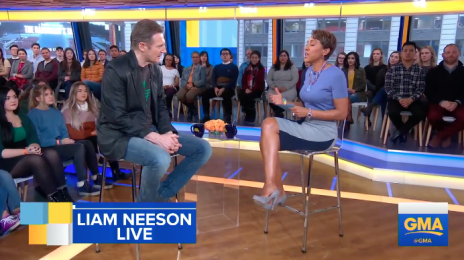 Liam Neeson Addresses Horrific Confession On 'Good Morning America'