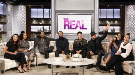 Did You Miss It? B2K Talk New Album Rumors, 'Millenium Tour,' Beyonce, & More with 'The Real'