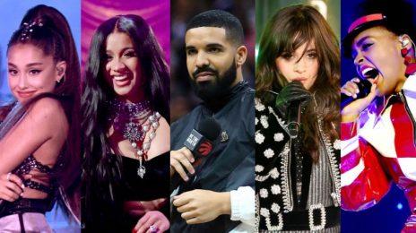 2019 Grammys:  Beyonce, H.E.R., Ella Mai, Childish Gambino, & Lady Gaga Among Early Winners