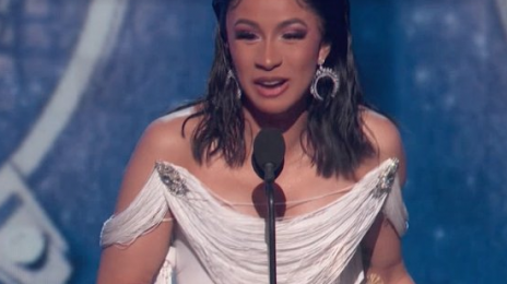 Cardi B Becomes First Woman in History To Win 'Best Rap Album' Grammy