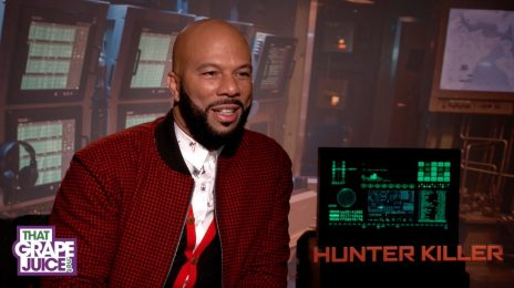 Exclusive: Common Opens Up About Role In 'Hunter Killer'