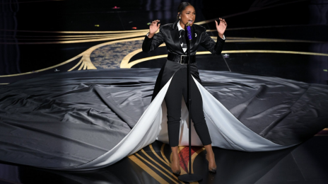 Watch:  Jennifer Hudson Performs 'I'll Fight' at 91st Annual Academy Awards