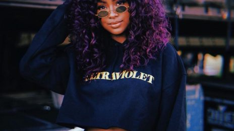 Justine Skye Takes Legal Action Against Sheck Wes