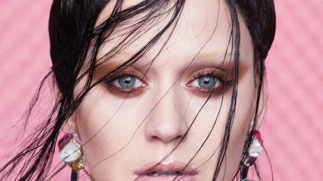 Katy Perry Transforms For Paper