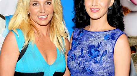 "Katy Perry Under Fire For ""Shading"" Britney Spears...Again!"