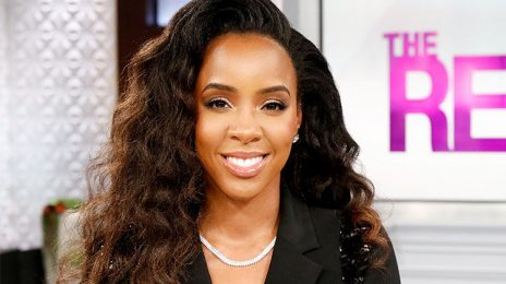 Did You Miss It?! Kelly Rowland Talks New Album, Donna Summer Biopic, & More With 'The Real'