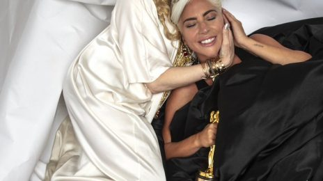 Lady Gaga Celebrates Oscars Win With...Madonna