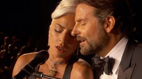 Lady Gaga Eyes #1 Spot With 'Shallow' After Oscars Glory