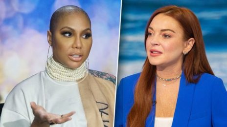 Lindsay Lohan Slams Tamar Braxton For Winning 'Big Brother':  'You're Deceptive & Conniving'