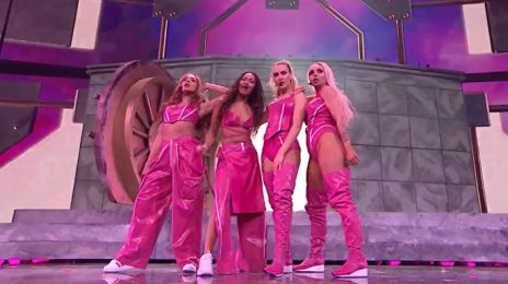 Watch: Little Mix Blaze 2019 BRIT Awards With 'Woman Like Me (ft. Ms Banks)'