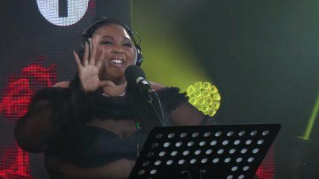 Lizzo Performs 'Juice' On BBC Radio 1 Live Lounge [Video]