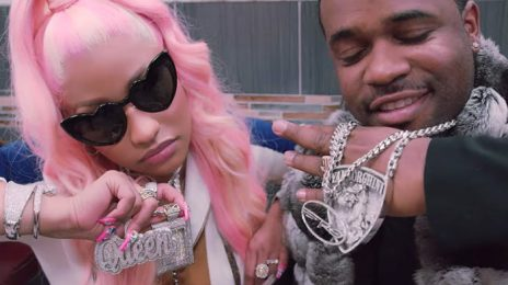 New Video:  Mike Will Made It, Nicki Minaj, A$AP Rocky, & A$AP Ferg - 'Runnin'
