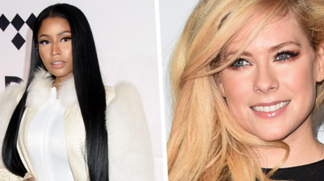 'Dumb Blonde':  Nicki Minaj & Avril Lavigne Fans In Frenzy Over Confirmed Collabo
