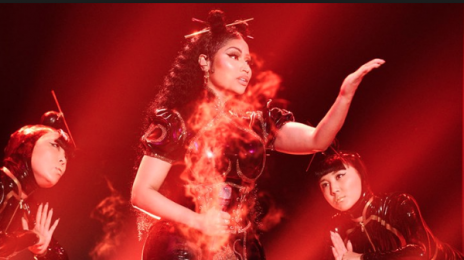 Nicki Minaj's 'Megatron' Bounces Back On iTunes After Chart Dip / Dominates Radio Following Fan Requests