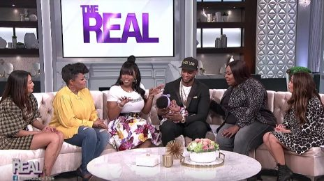 Remy Ma & Papoose Introduce Daughter