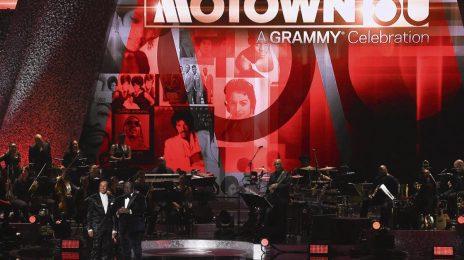 'Motown 60':  Stevie Wonder, Ciara, & John Legend Among Performers at Grammy Celebration