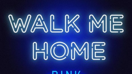 New Song:  P!nk - 'Walk Me Home'