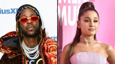 2 Chainz Talks Squashing Ariana Grande Beef, Filming Their New Music Video, & More [Watch]