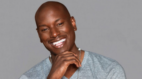 Tyrese To Play Teddy Pendegrass In Biopic