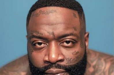 Rick Ross Readies Memoir
