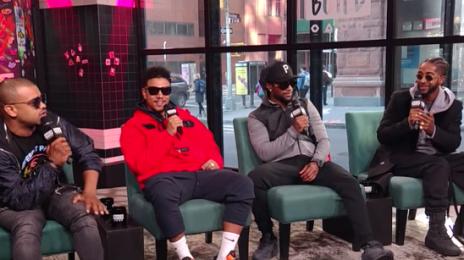 Watch: B2K Talks Comeback, Destiny's Child, Legacy & More On 'Build'
