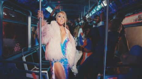 New Song:  Mariah Carey - 'A No No (Remix)' (featuring Stefflon Don)