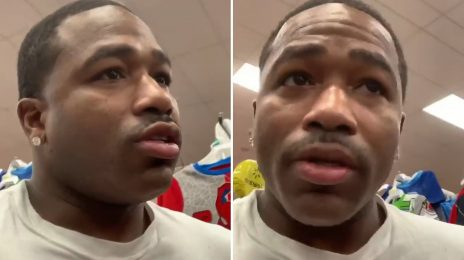 Adrien Broner Threatens To SHOOT Gay Men In Homophobic Tirade