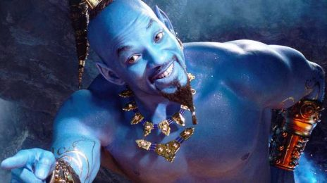 Extended Movie Trailer: Disney's 'Aladdin' [Starring Will Smith]