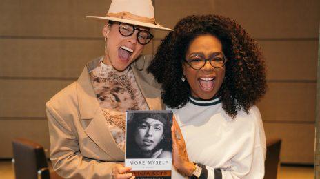 Watch:  Alicia Keys Announces Fall 2019 Release Date For 'More Myself' Memoir