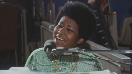 Movie Trailer:  Aretha Franklin's Stunning 'Amazing Grace' Documentary