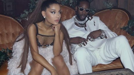 Preview #2:  Ariana Grande Teases Music Video for 2 Chainz Duet 'Rule the World'