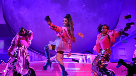 Hot Shots:  Ariana Grande Kicks Off 'Sweetener' Tour in New York